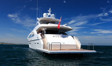 Paradise Charter Yacht - 5
