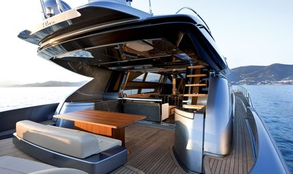 Lady F1 Charter Yacht - 4