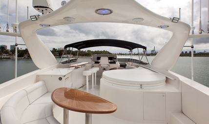 Living the Dream Charter Yacht - 2