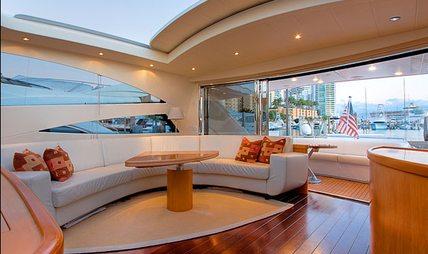 Silver Sea Charter Yacht - 5