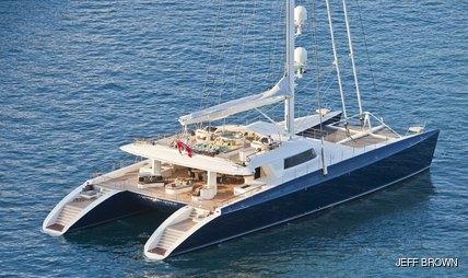 Hemisphere Charter Yacht - 3