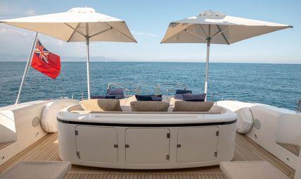 Ellery A Charter Yacht - 8
