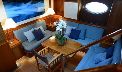 Eugenia VII Charter Yacht - 6
