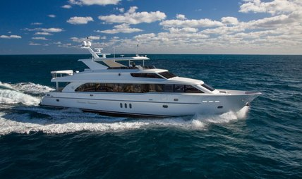 Seas the Day Charter Yacht
