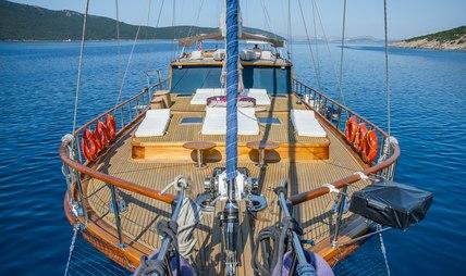 Dea Delmare Charter Yacht - 3