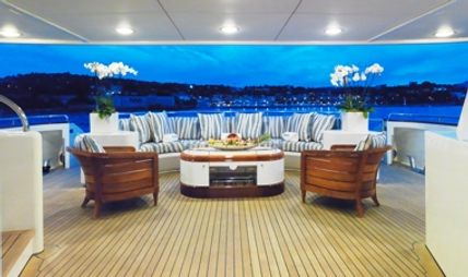 Princess Anna Charter Yacht - 4