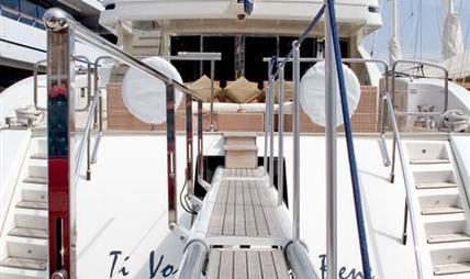 Liberdae Charter Yacht - 5