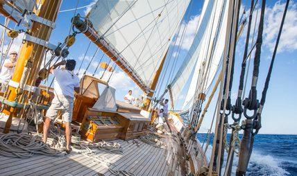 Shenandoah Charter Yacht - 2