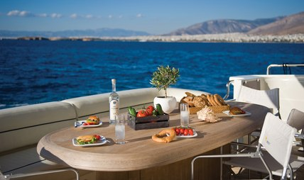 Dilias Charter Yacht - 4