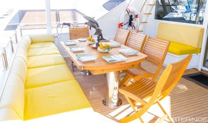 Sovereign Lady Charter Yacht - 6