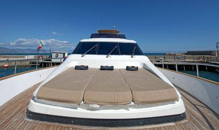 Aqva Charter Yacht - 2