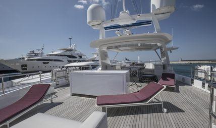 Seven Charter Yacht - 3