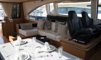 Grey Charter Yacht - 5