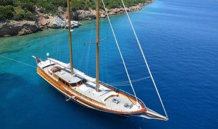 EYLUL DENIZ II Charter Yacht