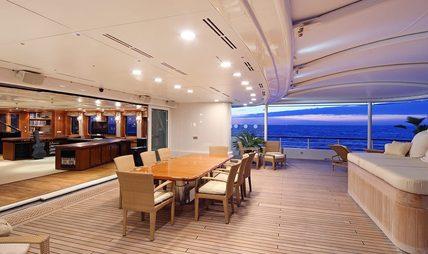 Tatoosh Charter Yacht - 3