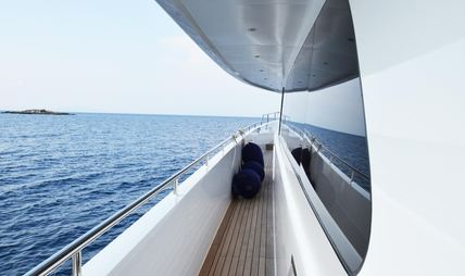 Nimir Charter Yacht - 3