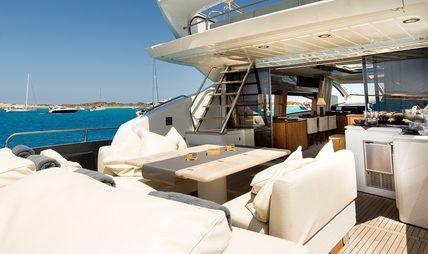 Alvium Charter Yacht - 3