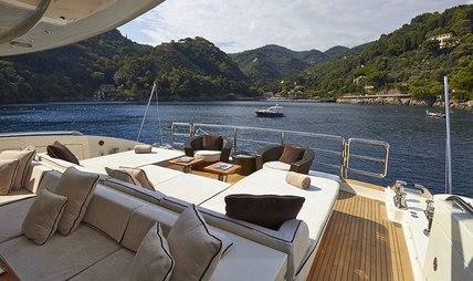 Antelope III Charter Yacht - 5