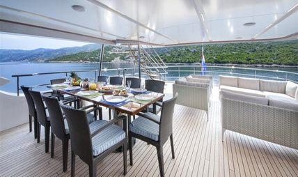 Oryx Charter Yacht - 4