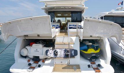 Vanina V Charter Yacht - 4