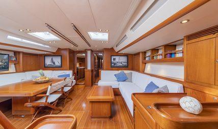 Elise Whisper Charter Yacht - 5