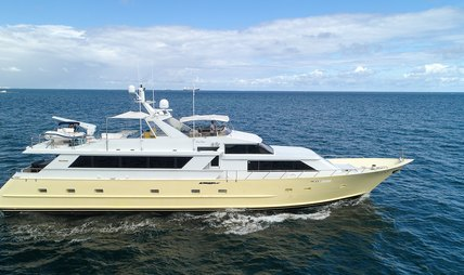 Place in the Sun Charter Yacht