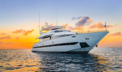 Sea Jaguar Charter Yacht