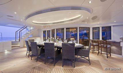 Hemisphere Charter Yacht - 7