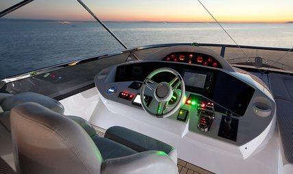 Black Mamba Charter Yacht - 3