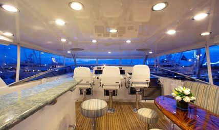 Fully Occupied Charter Yacht - 5
