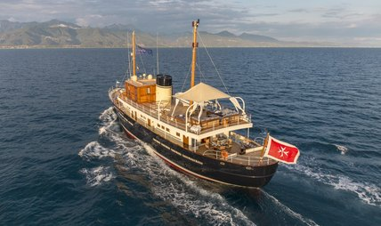 Taransay Charter Yacht - 2