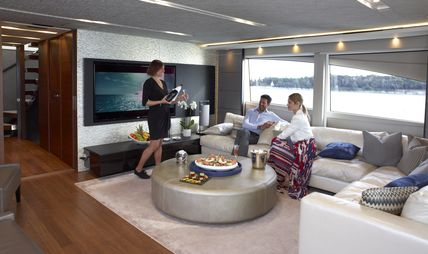 Imperial Princess Beatrice Charter Yacht - 6