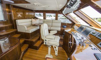 Carbon Copy Charter Yacht - 8