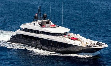Grayzone Charter Yacht