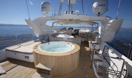 Baby I Charter Yacht - 4