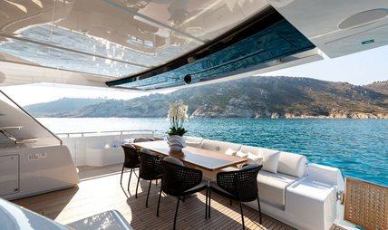 Raph Seven Charter Yacht - 4