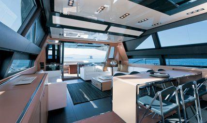 Lady F1 Charter Yacht - 8