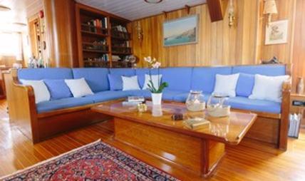 Sir Winston Churchill Charter Yacht - 5