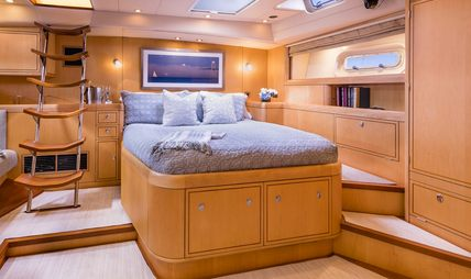 Ravenclaw Charter Yacht - 6