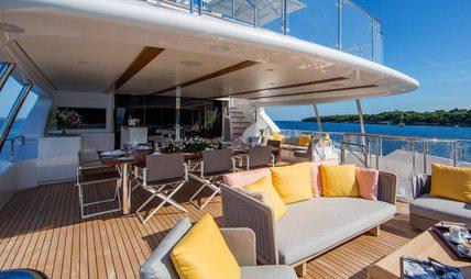 Dynar Charter Yacht - 3
