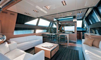 Lady F1 Charter Yacht - 7