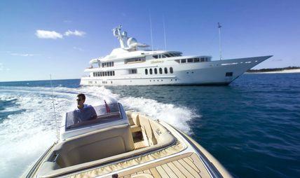 Sea Huntress Charter Yacht