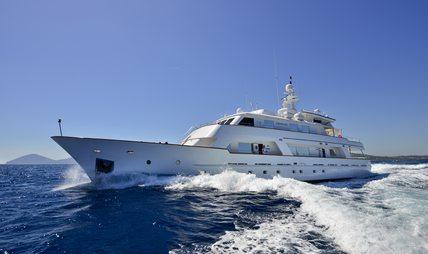 Number Nine Charter Yacht
