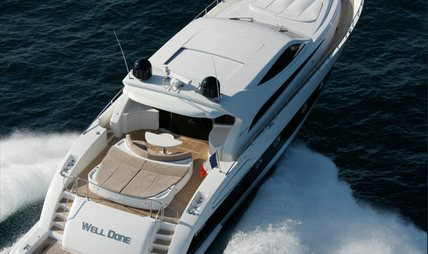 Well Done Charter Yacht - 3