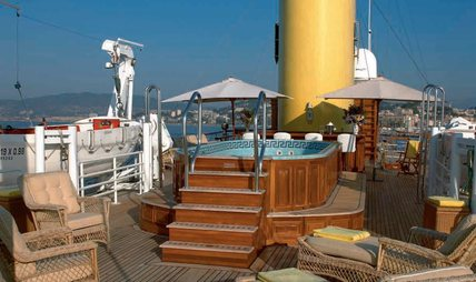 SS Delphine Charter Yacht - 6