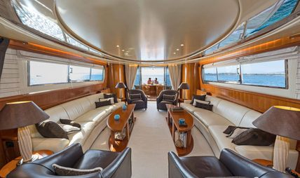 Lucy Pink Charter Yacht - 6