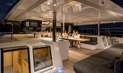 Cute Little Cat Charter Yacht - 3
