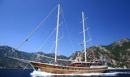 Junior Orcun Charter Yacht
