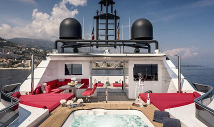 Grayzone Charter Yacht - 2