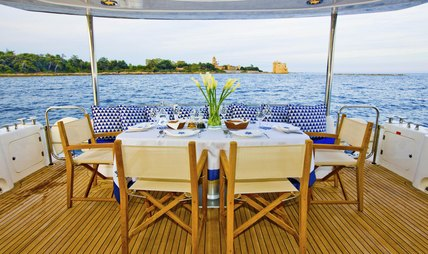 Blue Seas Charter Yacht - 4